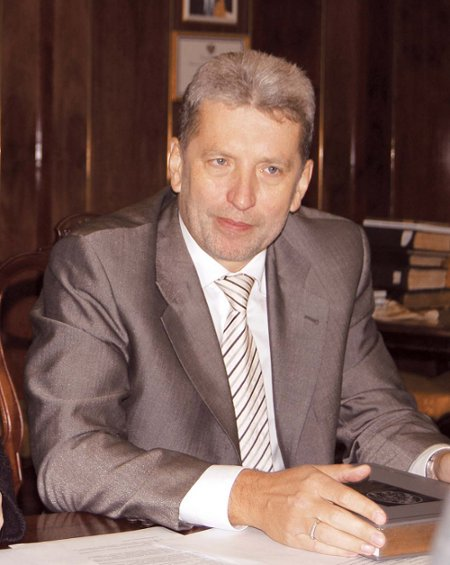 А.И. Вислый, генеральный директор Российской государственной библиотеки.