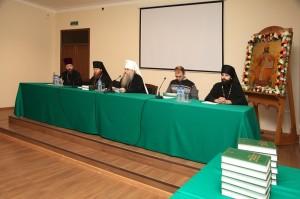 Презентация первого тома документов Священного Собора в Саратове