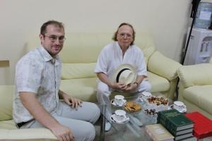 Встреча с Э.С. Радзинским