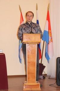 А.И. Мраморнов в Самарской духовной семинарии