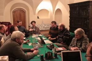 6-е заседание ответственных редакторов