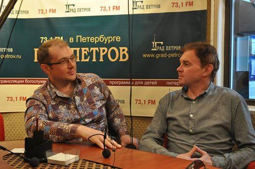 "На радиостанции ""Град Петров"""
