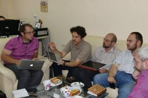 13-е совещание редакторов