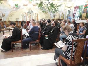 Презентация в Сыктывкарской епархии