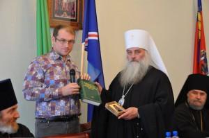 Духовенство и семинарская корпорация Барнаульской епархии ознакомились с проектом по изданию соборных документов 1917–1918 гг.
