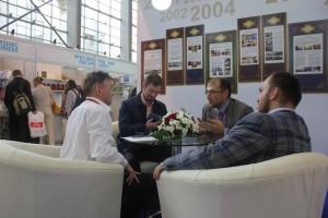 На 29-книжной выставке в Москве