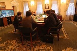 Заседание научно-редакционного совета